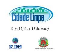 Ariranha vai realizar Projeto Cidade Limpa no próximo mês