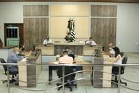 Câmara realizou sessão ordinária na noite de terça-feira, 19 de maio