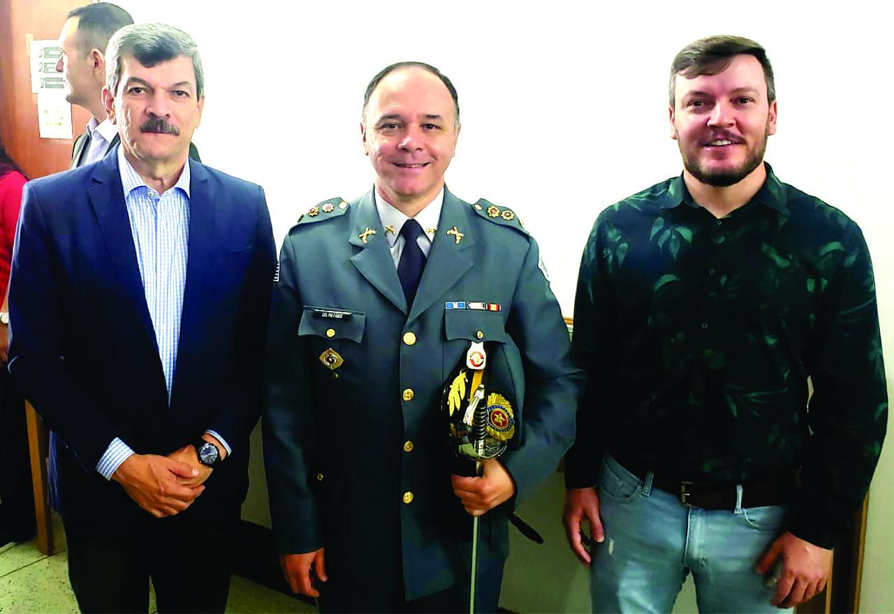 Novo comandante do CPI-5 toma posse em Rio Preto