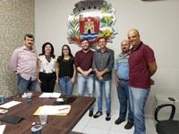 Reunião para organização do centenário de Ariranha