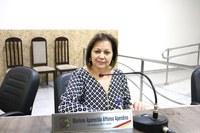 Vereadora Marlene pede melhorias nos parques infantis das Escolas Municipais