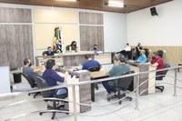Vereadores realizam a 15ª Sessão Ordinária do ano