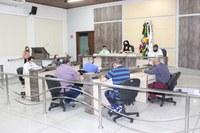 Vereadores se reúnem em mais uma Sessão Ordinária