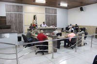 Vereadores se reuniram em Sessão Ordinária nesta terça-feira